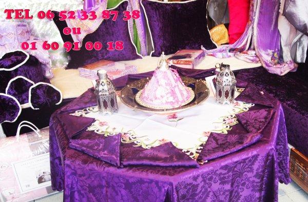 modèles de salon marocain rouge rose mauve noir... - Salon Marocain ...