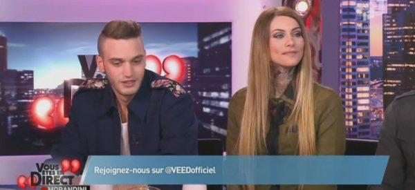 Secret Story 6: Julien &amp; Fanny victimes d'un accident de la route hier en se rendant sur