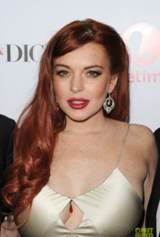 Lindsay Lohan: La star a t vire du rseau social &quot; A Small Word&quot;